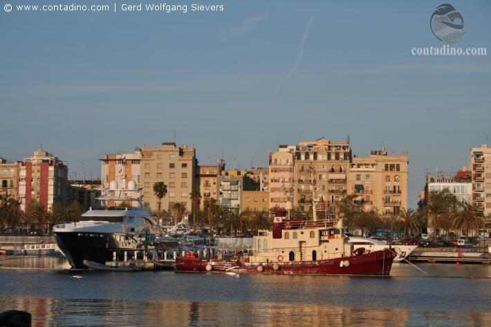 Barcelona Schiffe