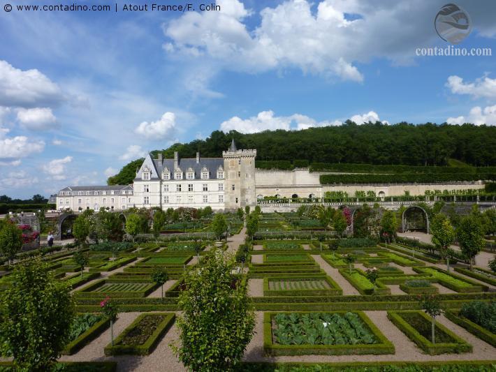 Château et jardins de Villandry Centre-Val de Loire -  F. Colin.jpg