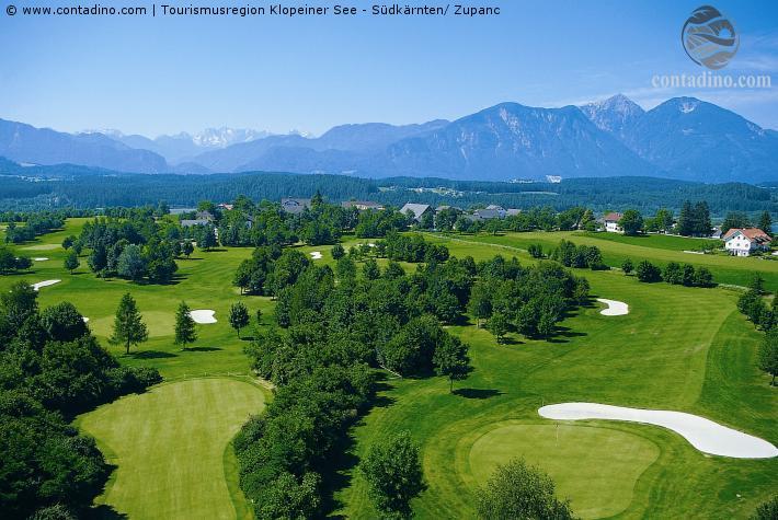 Jauntal Golfplatz