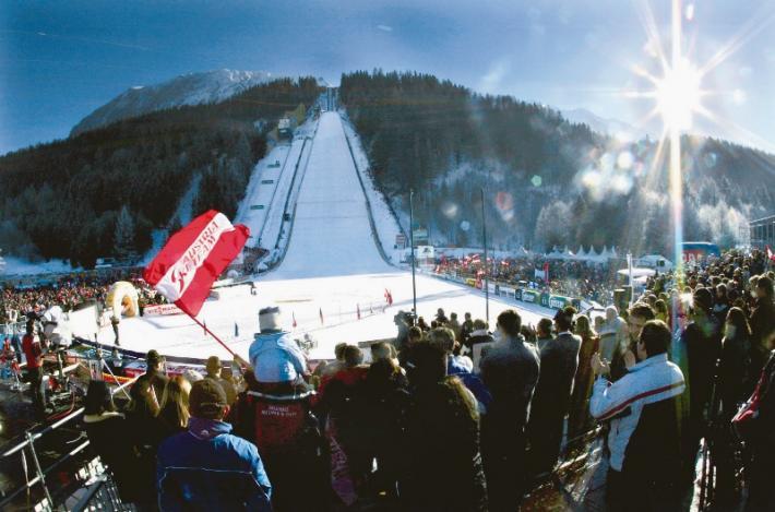 Skiflugschanze Kulm