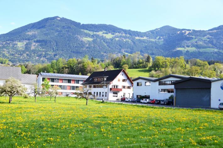 Walgau, Schlins