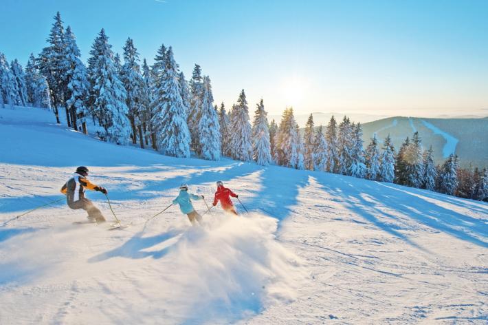 Mühlviertel Skifahren