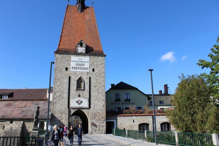Freistadt Tor