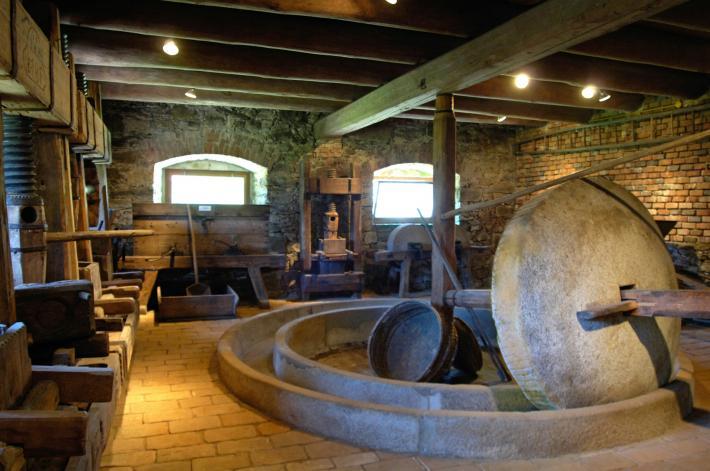 Presshaus im Mostmuseum