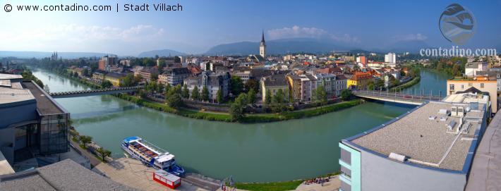 Villach Panorama