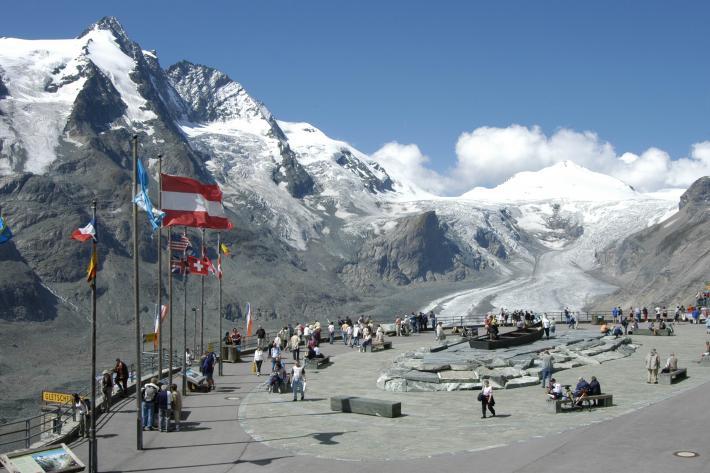 Großglockner, Kaiser-Franz-Josef-Höhe