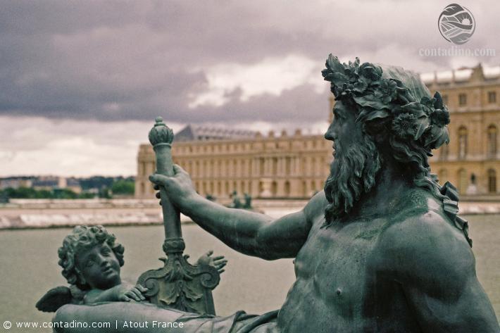 Versailles Brunnen