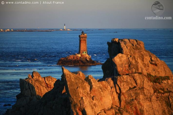 Felsen in der Bretagne