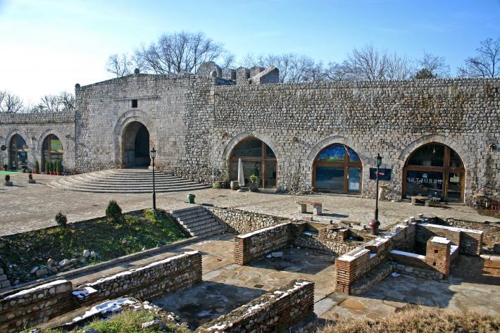 Die Festung von Niš