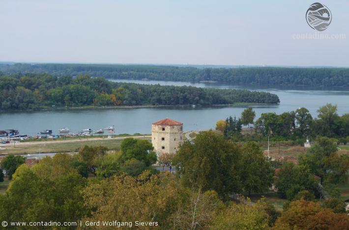 Donaublick Blegrad