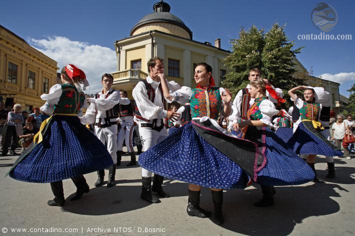 Serbien Folklore
