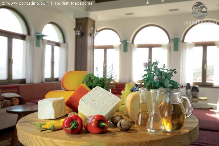 Köstlicher Käse - Sirenje
