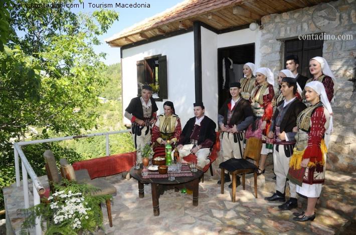 Tradition in Galičnik
