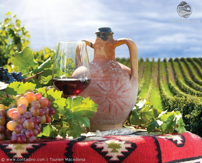 Wein Mazedonien