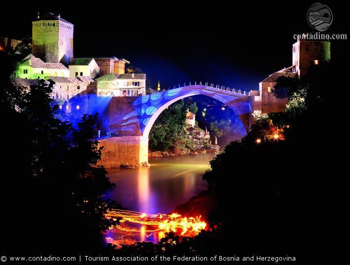 Stari Most, Brücke