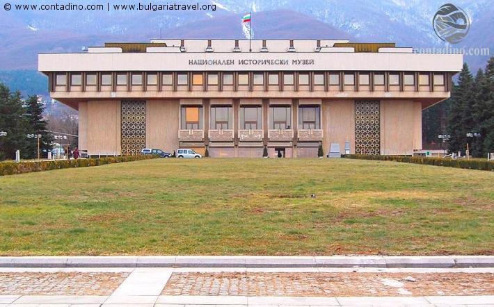 Das Nationale Historische Museum in Sofia