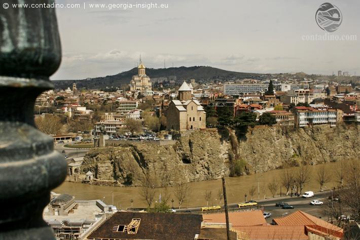 Metechi Kirche Tbilisi