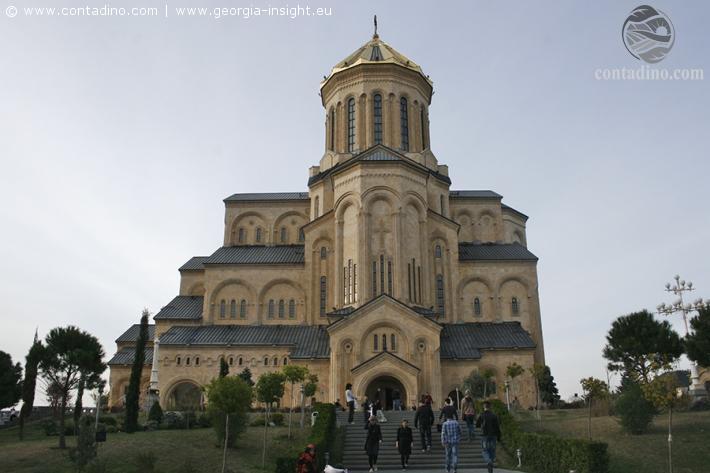Sameba kathedrale