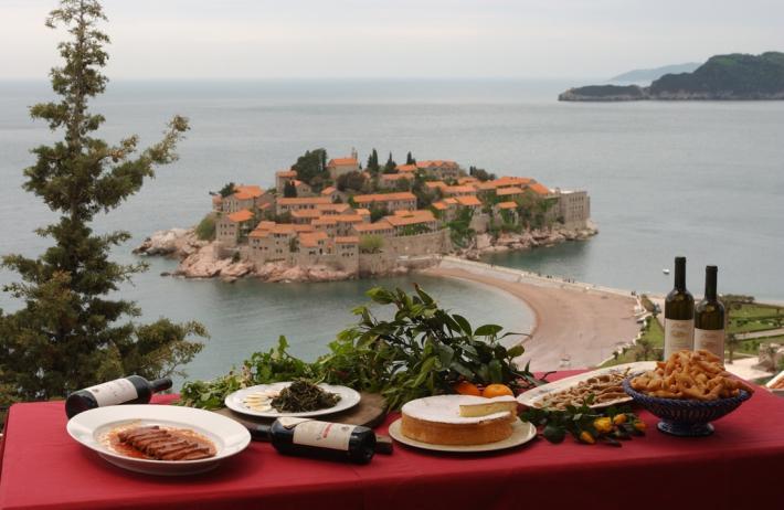 Essen Trinken Montenegro, Sveti Stefan